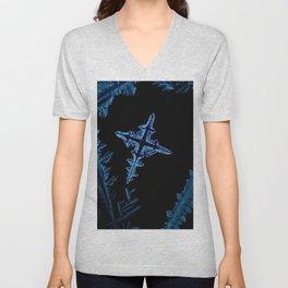 Cross of Salt Unisex V-Neck