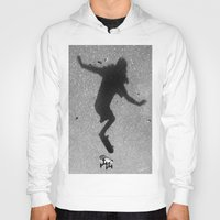 skate Hoodies featuring Skate by Keepcalmdude