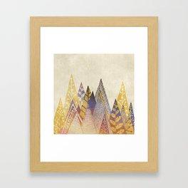 Highpoint Framed Art Print