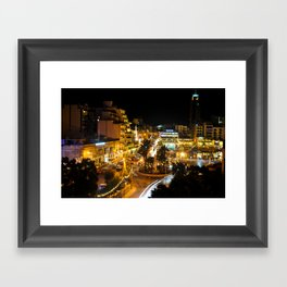 Spinola Bay, Malta Framed Art Print