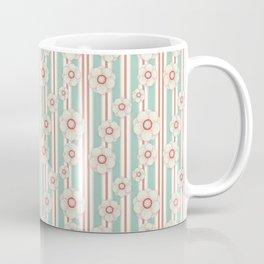 Deco Daisies Coffee Mug