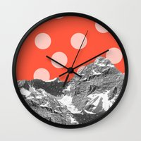 perfume Wall Clocks featuring Perfume by Tyler Spangler