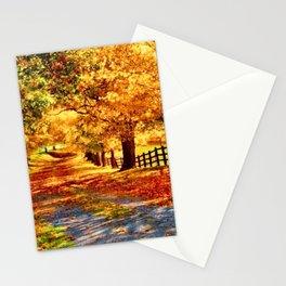 A walk to remember Stationery Cards