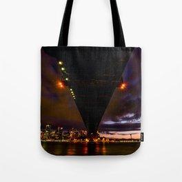 Under a Bridge Tote Bag