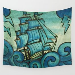 Remember Me Sometimes Wall Tapestry