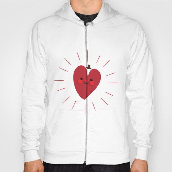 Happy Heart Hoody