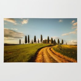 Cypresses of Toskany Rug