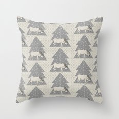 Pattern Reno Throw Pillow