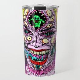 Bad Girl Monster Travel Mug
