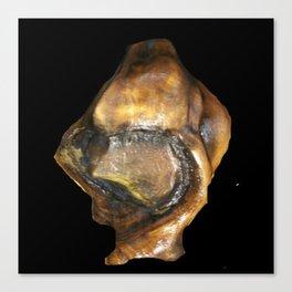 Sculpture pour pendentif Canvas Print