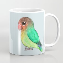 Cute fisheri lovebird Coffee Mug