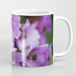 Spring purple flowers Coffee Mug