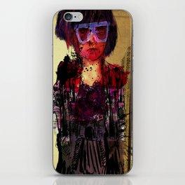 AA Girl iPhone Skin