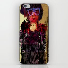 AA Girl iPhone Skin