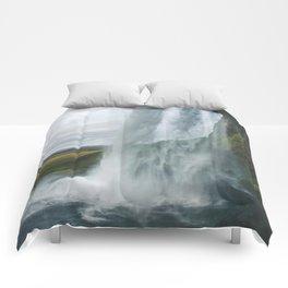 Raining Water Comforters
