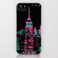 Hello New York City iPhone (5, 5s) Slim Case