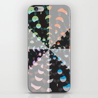 records iPhone & iPod Skins featuring Records by Ornaart