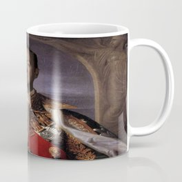 The current King of England- Mycroft Holmes Coffee Mug
