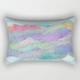 Everything Beautiful- Mountain Rectangular Pillow