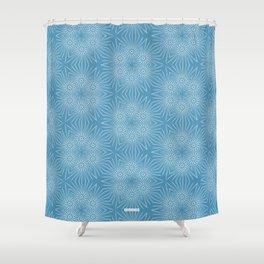EisSterne Shower Curtain