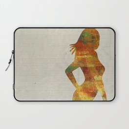 My name is ... Laptop Sleeve