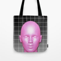 giants Tote Bags featuring GIANTS by ESIB