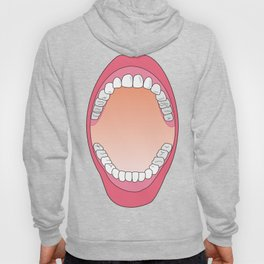 Teeth Hoody
