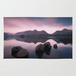 Derwentwater Sunrise - Lake District Rug