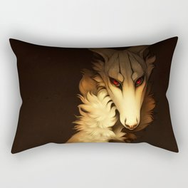 Orbis De Ignis Rectangular Pillow