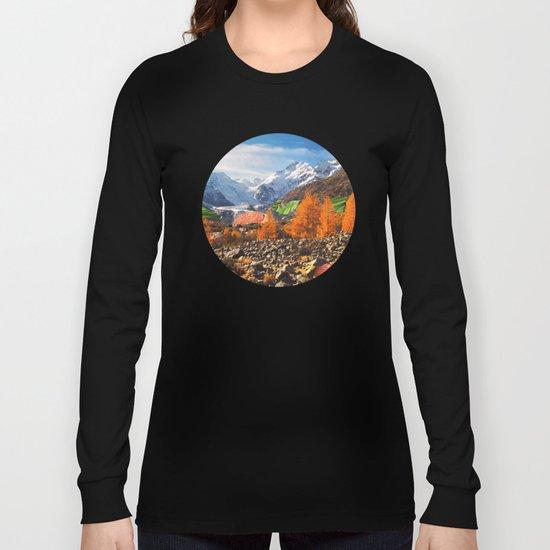 Surreala Alpina 6 Long Sleeve T-shirt