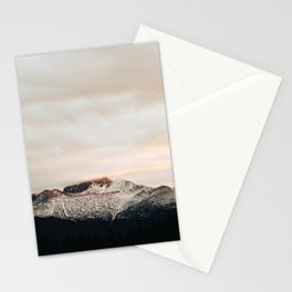 Sunset on Trail Ridge Stationery Cards