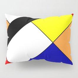 Mondrian #18 Pillow Sham