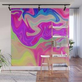 Colored Swirls 05 Wall Mural