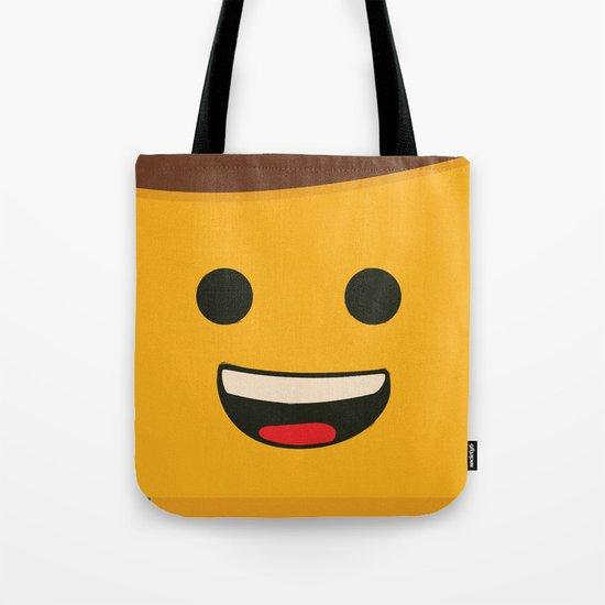 LEGO - Emmet  Tote Bag