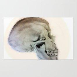 Side Skull Rug