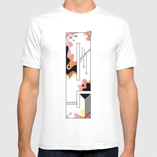 e typo 2 T-shirt