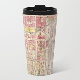 Indianapolis 1916 Travel Mug