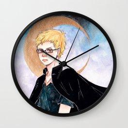 Haikyuu!! - Tsukishima Kei Wall Clock