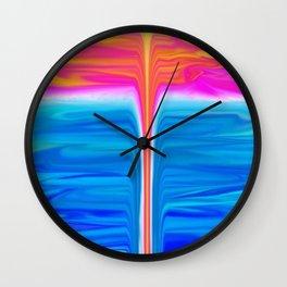 Ser Wall Clock
