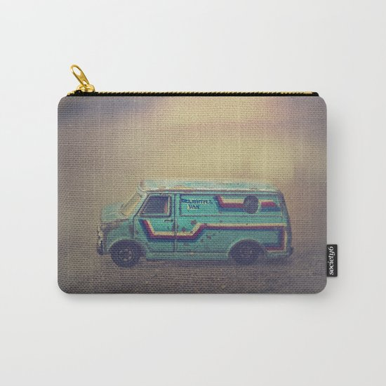 delightful van Carry-All Pouch