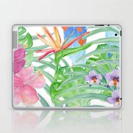 Malia's Tropical Print Laptop & iPad Skin