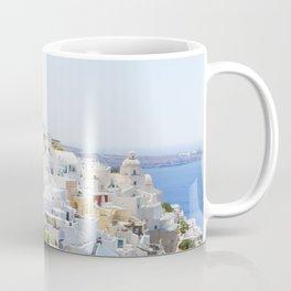 Fira, Santorini Greece Coffee Mug