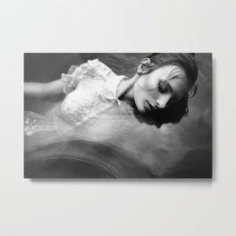 Beauty in the water Metal Print