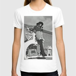LARA LAY - Industrial Fashioned Girl T-shirt