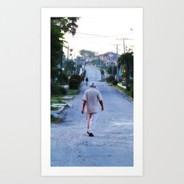 Authentic Cuba Art Print