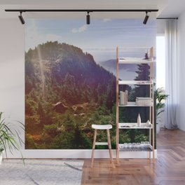 Howe Sound Crest Trail Wall Mural