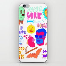 Super Gore iPhone & iPod Skin