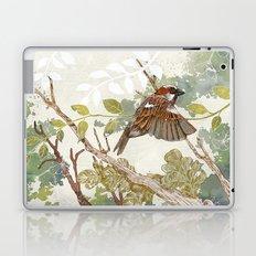 Flying away Laptop & iPad Skin