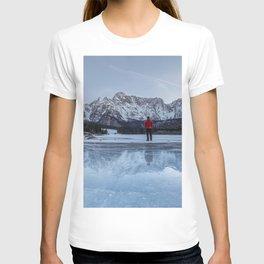 People in Landacape 03 T-shirt