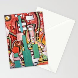 Block Science Stationery Cards